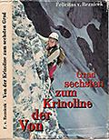 Buchumschlag - Von der Krinoline zum sechsten Grad